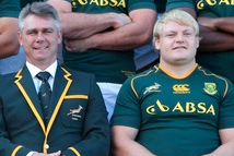 Meyer Happy with Bok Leaders