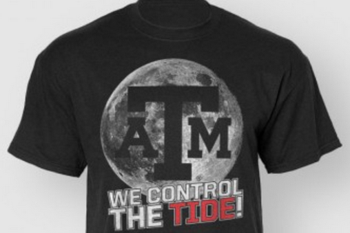 'We Control the Tide' T-Shirt
