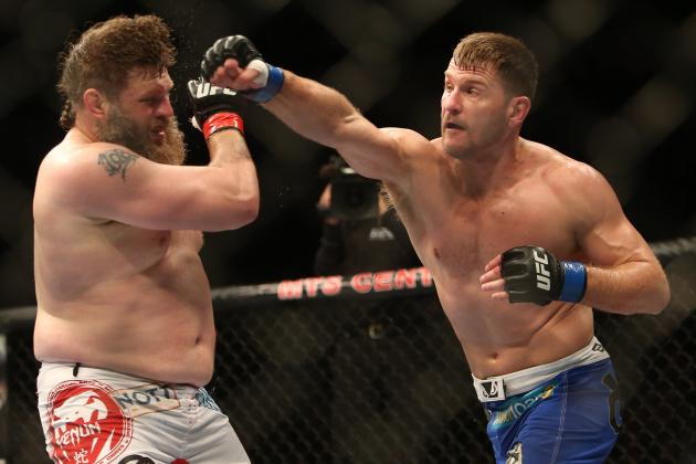 After Defeating Roy Nelson at UFC 161, Stipe Miocic Is Now a Top-10 Heavyweight