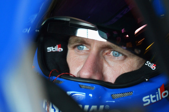 Edwards Not Happy with Teammate Biffle After Dispute at Michigan
