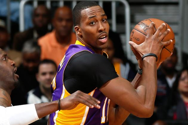 Lakers Won't Deal Dwight Howard in a Sign-and-Trade