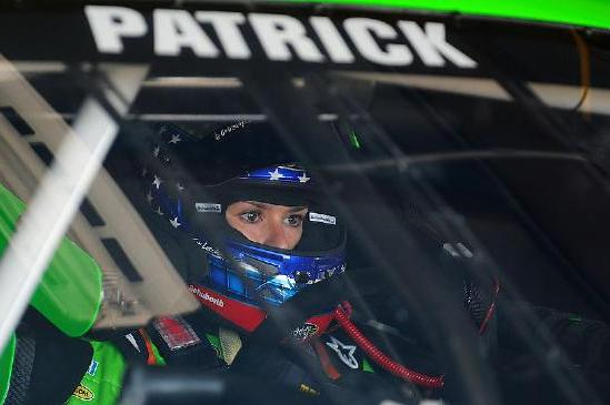 Danica Patrick Finds Comfort Zone for Solid Finish at Michigan