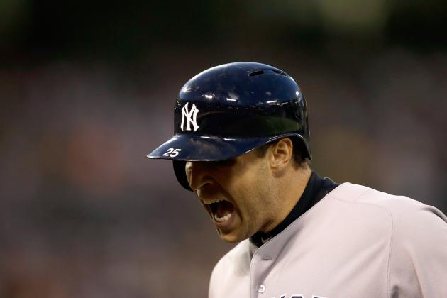 Mark Teixeira Likely Headed to the Disabled List