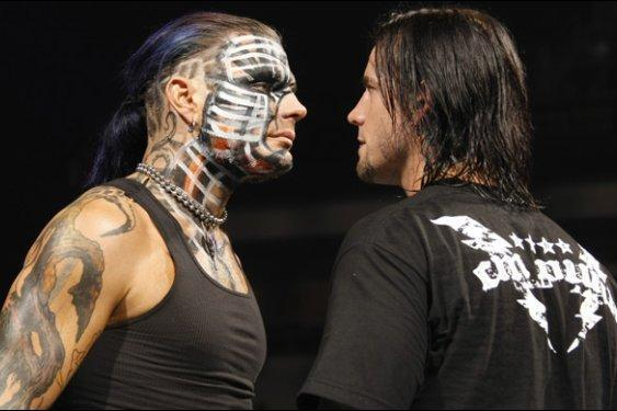 WWE SmackDown Classic Match of the Week: CM Punk vs. Jeff Hardy Aug. 28, 2009