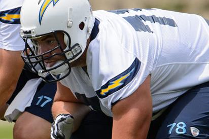 Chad Rinehart Familiar with New Team's Scheme