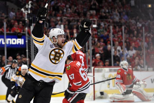 Blackhawks vs. Bruins: Period-by-Period Predictions for Stanley Cup Final Game 3