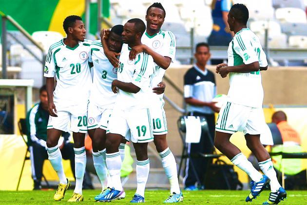 Tahiti vs. Nigeria Confederations Cup Live Blog: Amateurs Challenge Eagles