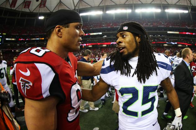 Sherman Wants Respect for Seahawks, Big CBs