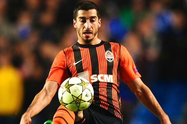 Henrikh Mkhitaryan: Complete Guide to Potential Liverpool Summer Signing