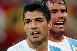 Suarez's Honour at Equalling Record