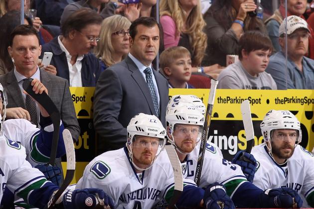 Vigneault's Former Asst. Says Coach Will Bring out Best of Talent