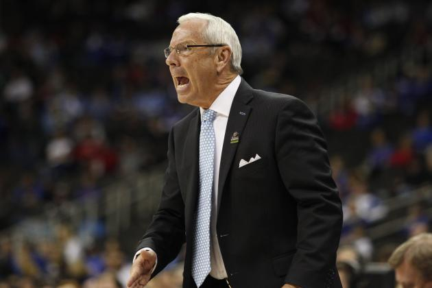 UNC Coach Roy Williams Addresses P.J. Hairston Arrest
