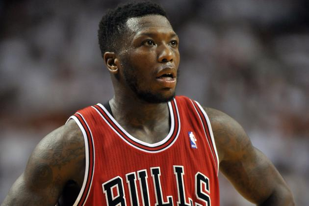 Nate Robinson Can Jump Through Glass Doors Now (Video)