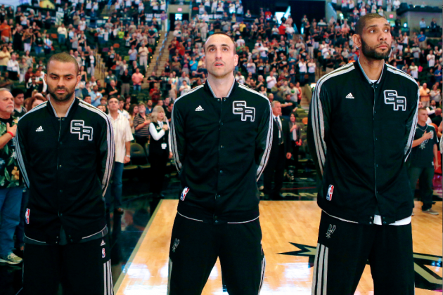 How 2013 NBA Title Would Impact San Antonio Spurs' Big 3 Legacy