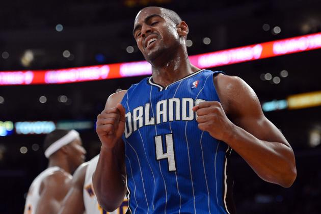Potential Trade Packages, Scenarios and Landing Spots for Arron Afflalo