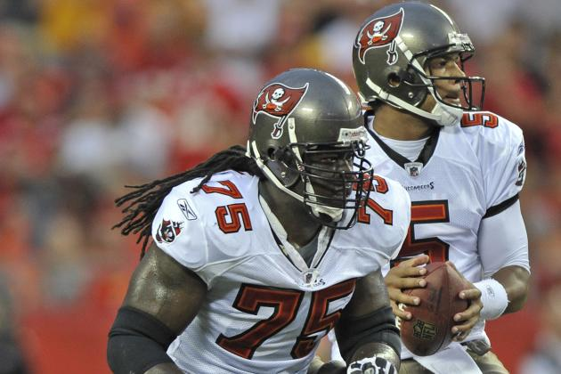 Bostad: 2012 Was 'Good Investment' for Bucs' Line