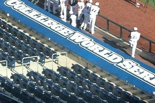 College World Series Makes One of the Greatest Misspellings You'll Ever See