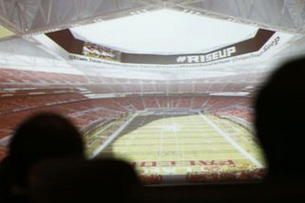 Falcons Stadium Concept Moves Forward