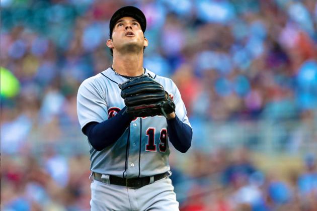 Anibal Sanchez Injury: Updates on Tigers Star's Shoulder