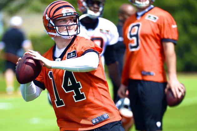 'Hard Knocks' Gives off-the-Radar Bengals the National Spotlight