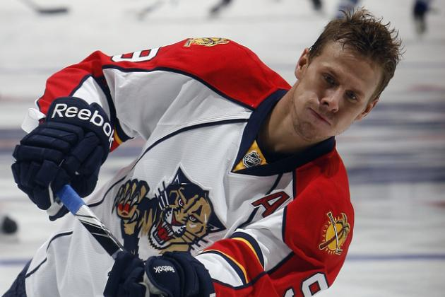 Toronto Maple Leafs Reportedly Looking to Acquire Stephen Weiss