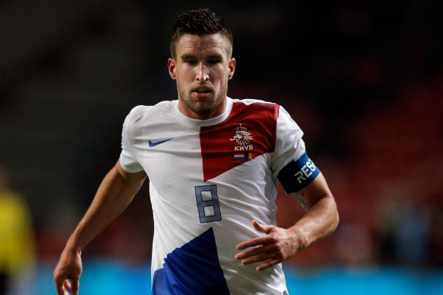 Kevin Strootman Covets Move To English Premier League