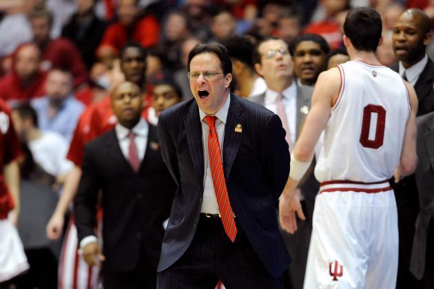 Indiana Basketball: Will Tom Crean Ever Match Bob Knight's Success?