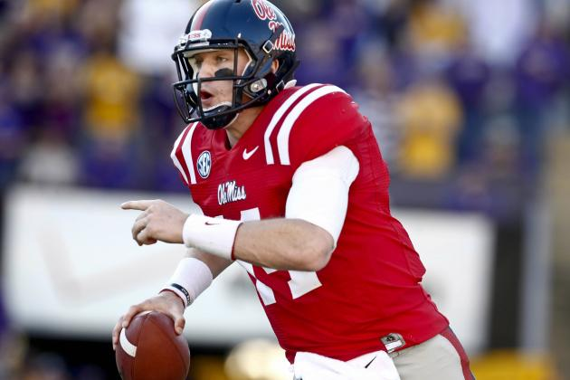 Ole Miss Football's 10 Keys to 10 Wins No. 10: Survive the First 5