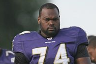Ravens' Michael Oher Wholly Unimpressed with 'The Purge'