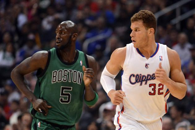 Kevin Garnett to Los Angeles Would Make Clippers Western Conference Favorites