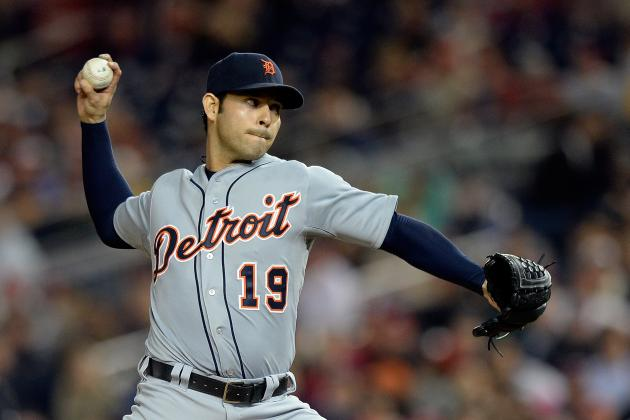 With Detroit Tigers' Depleted Lineup, Can Anyone in AL Central Take Advantage?
