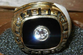 Walter McCarty's 1996 National Championship Rings Are for Sale on EBay