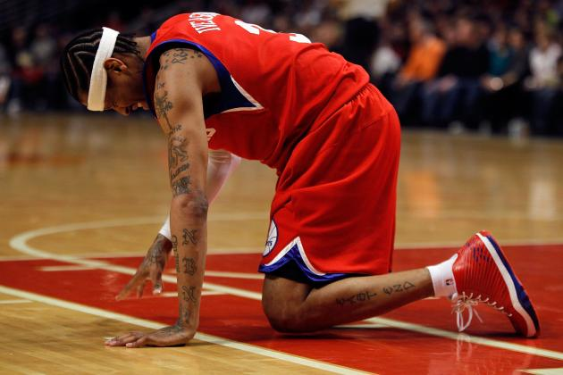 Timeline of Allen Iverson's Tumultuous Post-NBA Career
