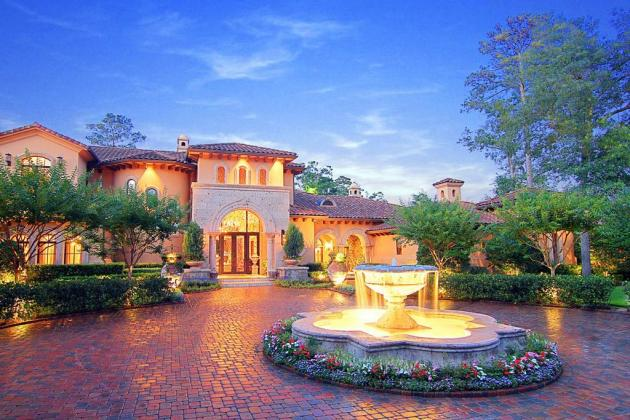 Avery Johnson's Texas Home Has All The Staircases You Need for $9 Million