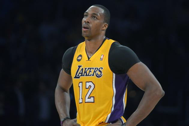 Don't Believe Everything You Read About Lakers, Dwight Howard