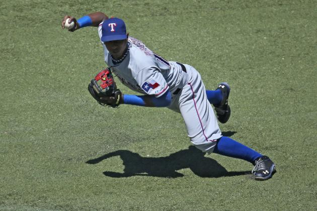 "The Rangers Plan to Make Jurickson Profar a ""functional Leftfielder"""