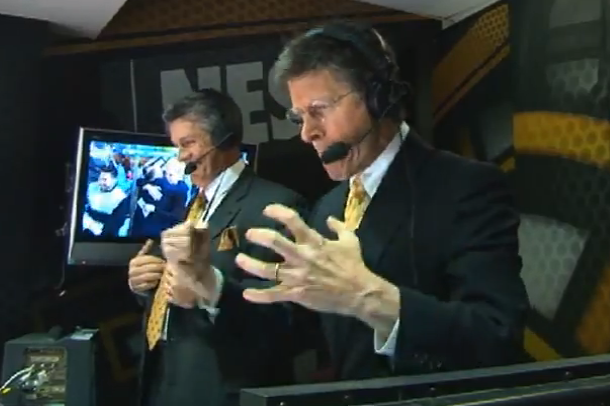 Jack Edwards Is America's Best And Most Insane Sports Broadcaster