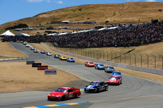Fantasy NASCAR Picks for Toyota Save Mart 350 at Sonoma