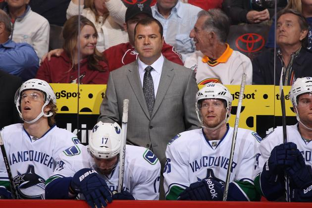 Does Alain Vigneault's Huge Contract Come with a Stanley Cup Ultimatum?
