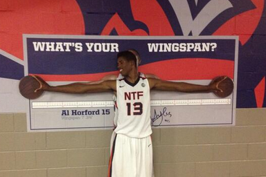 Florida Lands 2015 Power Forward Kevarrius Hayes