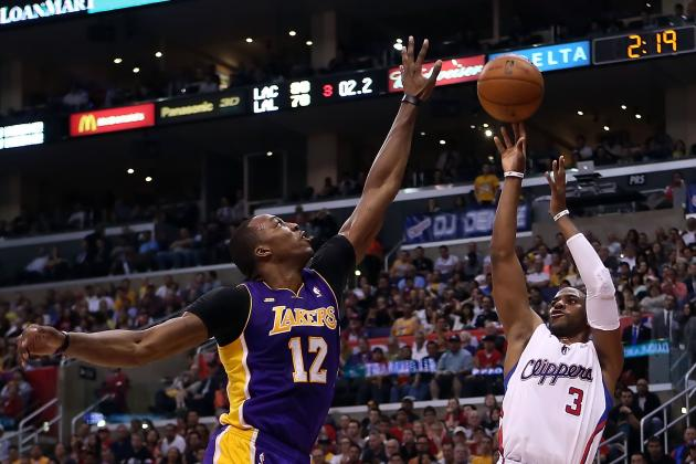 Would Chris Paul and Dwight Howard Make Houston Rockets NBA's Elite Team?