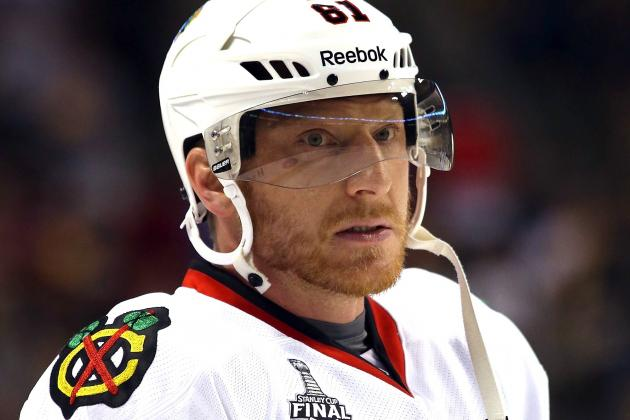 Marian Hossa Injury: Updates on Blackhawks Star's Status