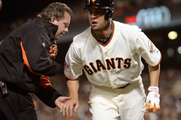 Giants' Vogelsong to Have Hand Re-Examined