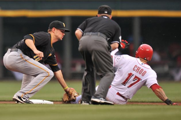 Pittsburgh Pirates vs. Cincinnati Reds Live Blog: Instant Reactions and Analysis