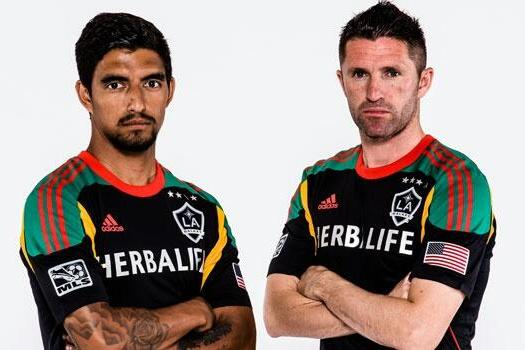 Los Angeles Galaxy Unveil New Fan-Created 3rd Kit