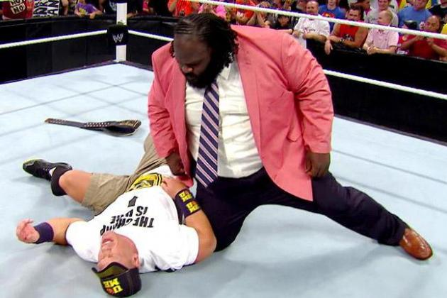 Mark Henry Turns in the Performance of the Year on Raw