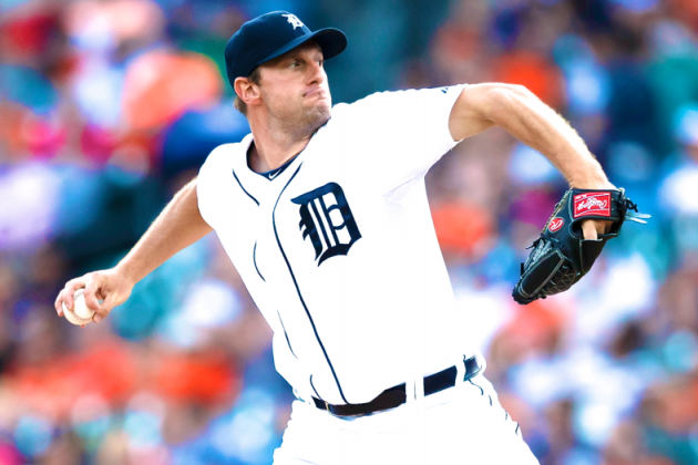 Max Scherzer Becomes 1st Tigers Pitcher Since 1909 to Begin Season 10-0