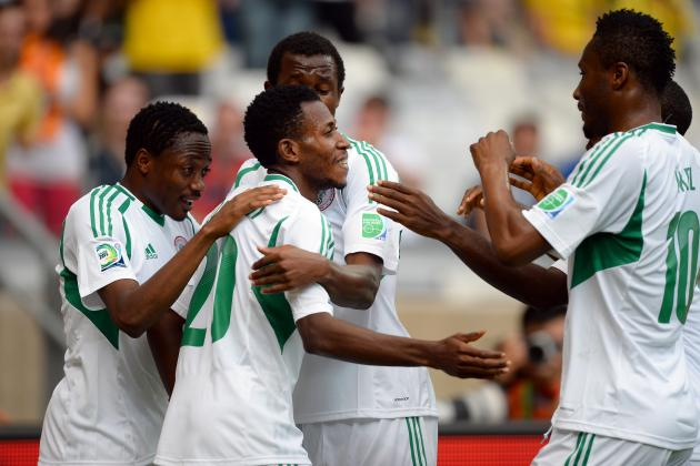 FIFA Confederations Cup 2013: Breaking Down Keys to Nigeria's Victory