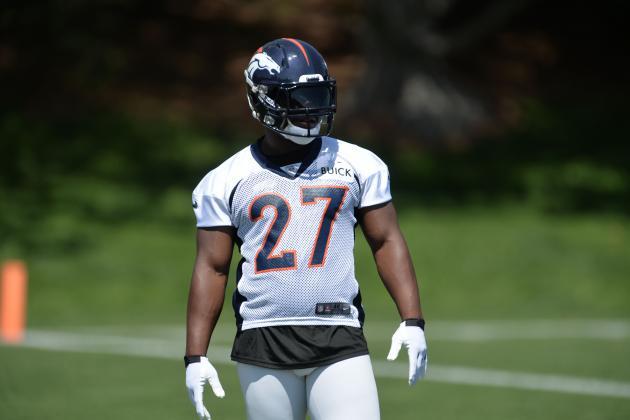 Denver Broncos: Knowshon Moreno's Chances of Making the Broncos' Roster