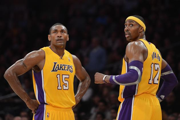 Metta World Peace Has Strong, Odd Words for Dwight Howard